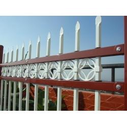 C型静电喷涂栅栏